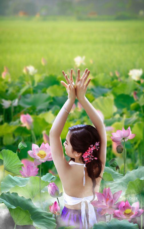 unochan dream lotusphoto preview
