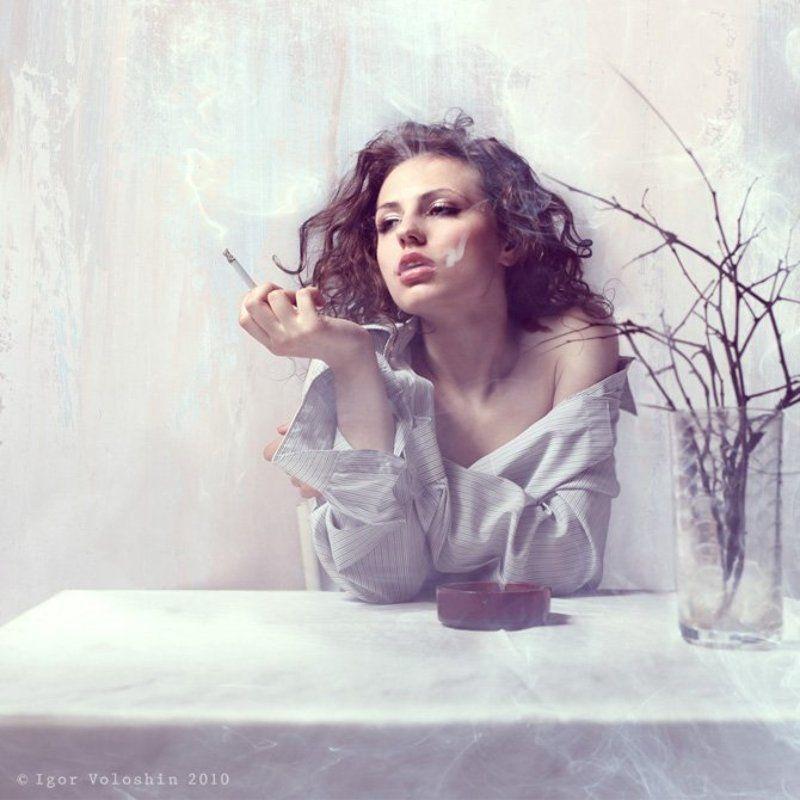 igor voloshin, voloshin, painting, surrealism, computer art, photography, art Clifside Waltzphoto preview