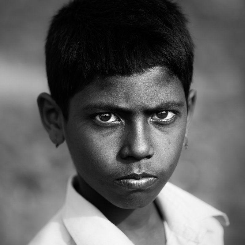 portrait, kid, india Portrait of a Boyphoto preview