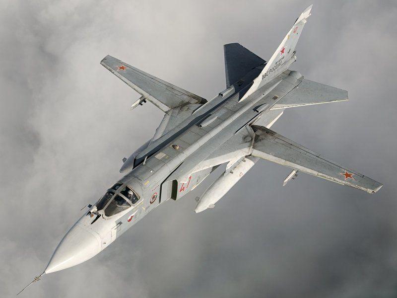 Air2Air, Inflight, ВВС, Су-24 Су-24Мphoto preview