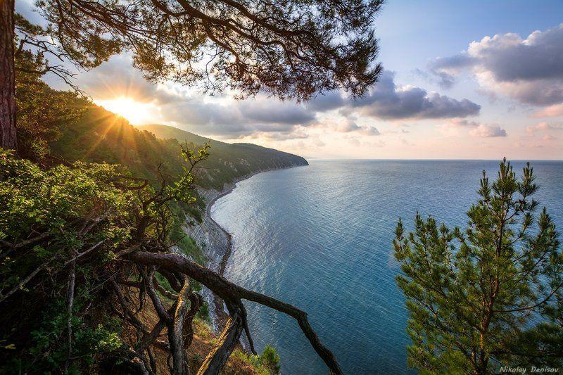пейзаж, природа, бетта, Встреча рассвета в любимом месте Беттыphoto preview
