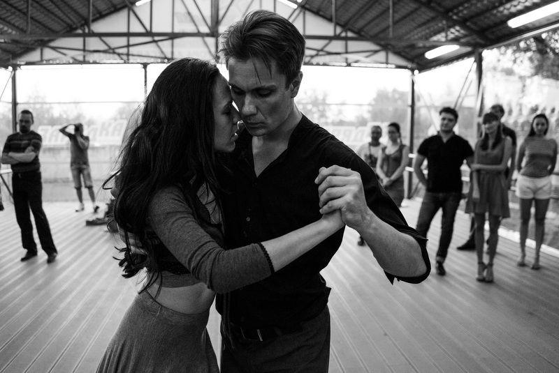 Танго; портрет; танец Тангоphoto preview