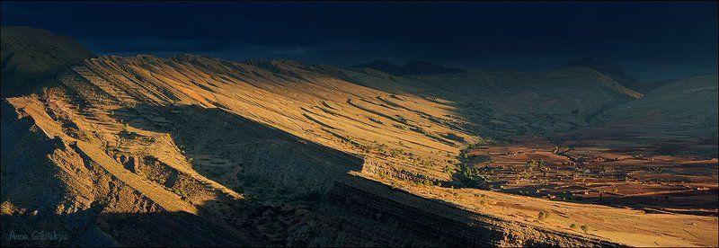 кратер, марагуа, боливия, панорама, латинская америка, Кратер Марагуа.photo preview