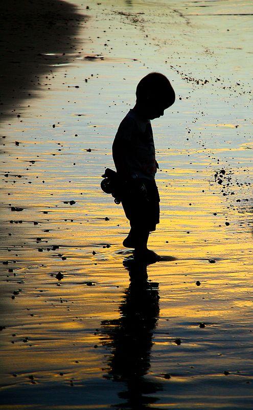 ...Мальчик и Океанphoto preview
