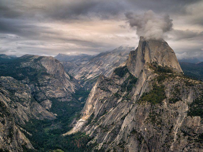 The Half Dome speechphoto preview