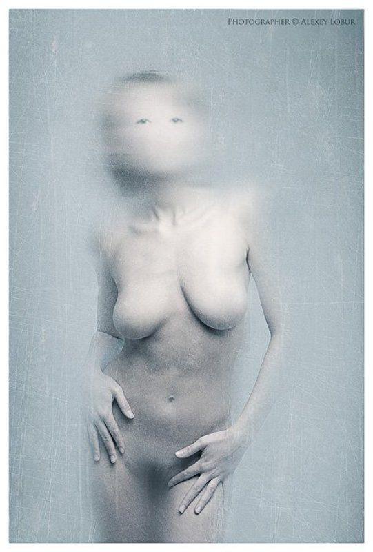 сюррелизм, девушка, женщина, ню, туман, ретушь, лобур, арт туманphoto preview