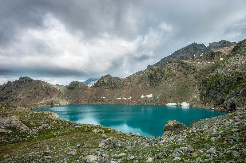 Архыз, озеро, София, КЧР, Кавказ, Большое Софийское озеро. photo preview