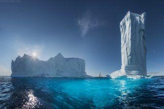 Небоскребы Гренландии