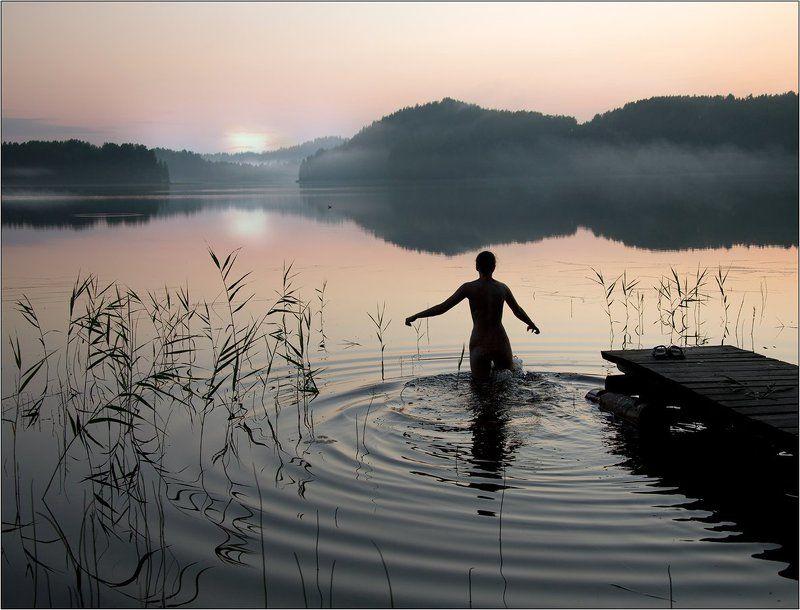 Искупаться в Масельгском озереphoto preview