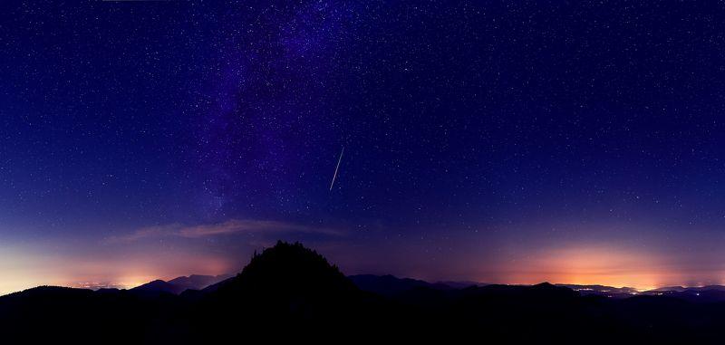 персеиды, звезды, швейцария Охота на Персеид 2photo preview