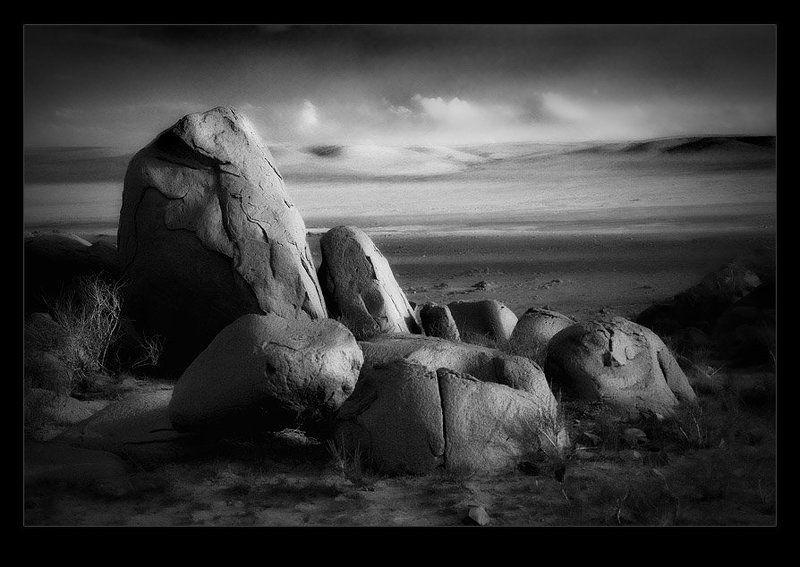монголия, камни Ночь Чингисханаphoto preview