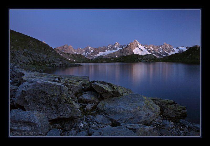 альпы Когда просыпаются горыphoto preview