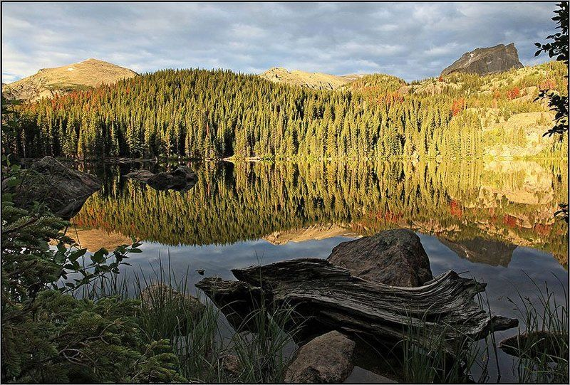 Медвежье озеро.photo preview
