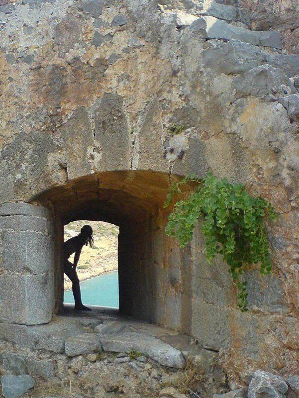 крит,спиналонго,венецианская крепость На островеphoto preview