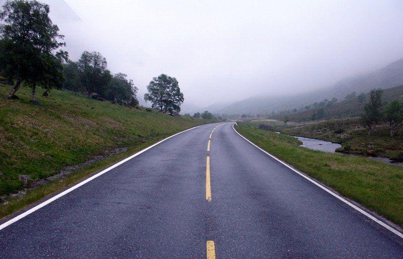 Дорога в ночи2photo preview