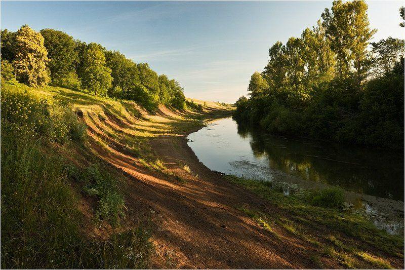 река, уршак, башкирия Резные берегаphoto preview