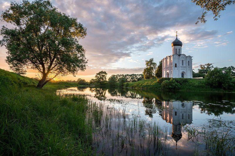 Владимирская область, Покрова на нерли, Храм Храмphoto preview