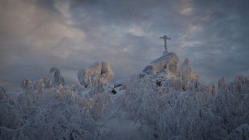 Гора Крестовая.photo preview