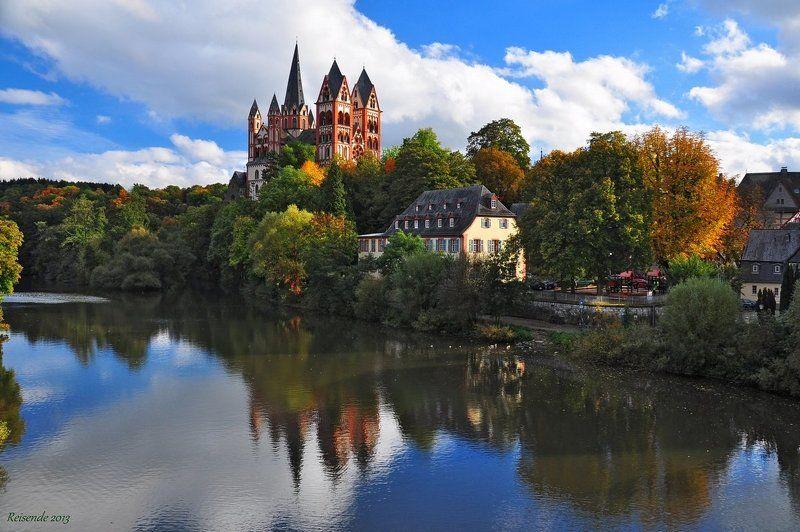 Limburger Dom, Германия, Германия, Гессен  Лимбург-на-Лан, Лимбург-на-Лане, Собор Limburger Domphoto preview
