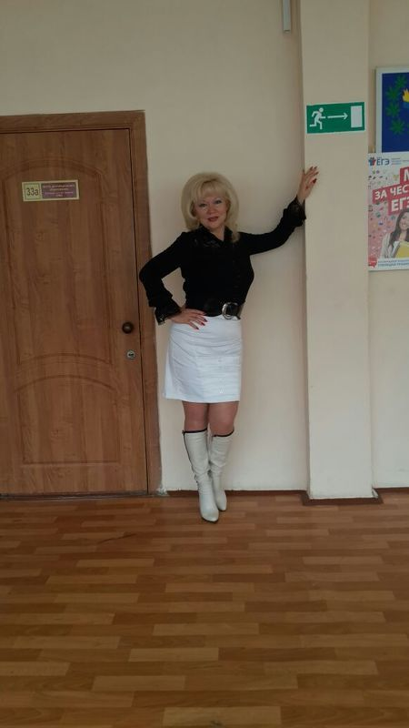 Ольга Ларина, Russia