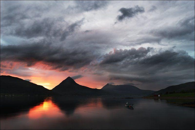 Норвегия Огонь и водаphoto preview