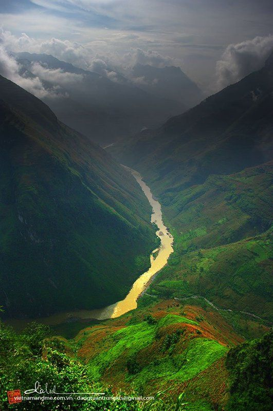 Dang Tuan Trung, Frank Dang Nho Que riverphoto preview