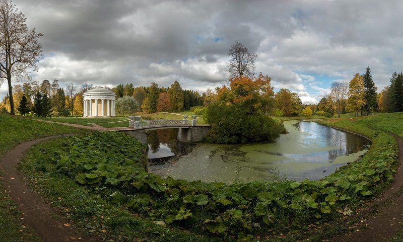 Павловск осень Осень в Павловском паркеphoto preview