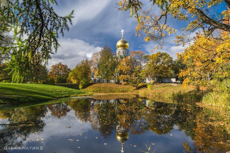 В Александровском парке ...photo preview