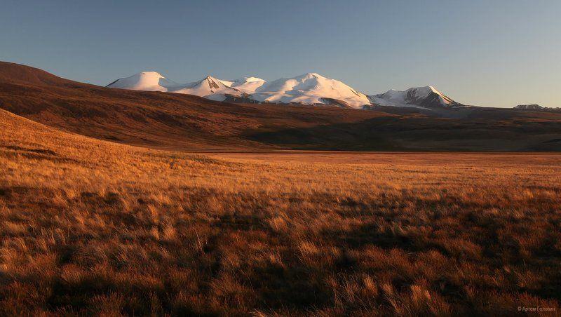 Алтай, Табын-богдо-ола, Укок Пять Священных Вершин - Табын-Богдо-Олаphoto preview