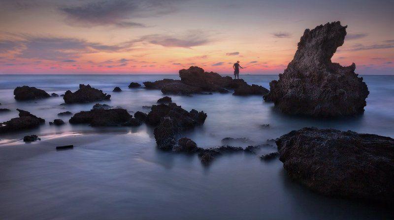 Вечерняя рыбалка...photo preview
