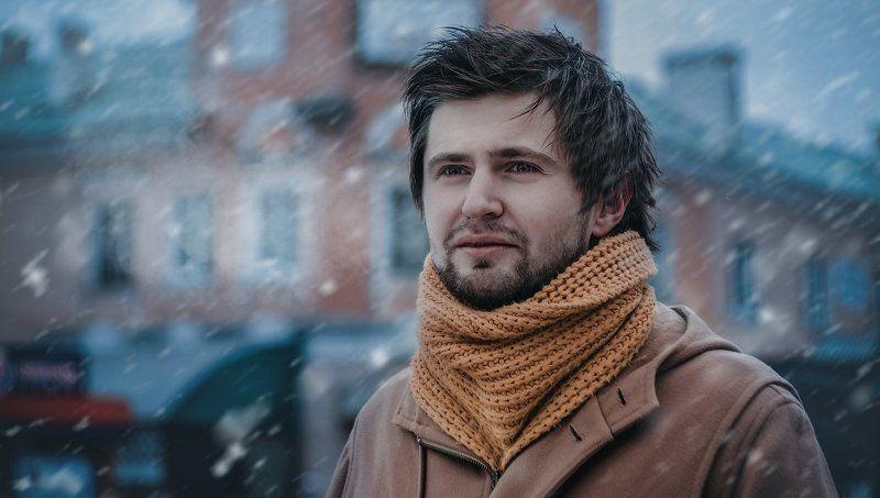 зима, портрет winterphoto preview