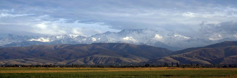 казахстан, заилийский, алатау, природа, горы Там на небе богам....photo preview