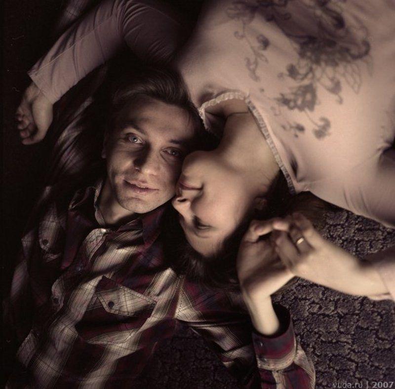 Семейный портрет, Денис и Юля.photo preview