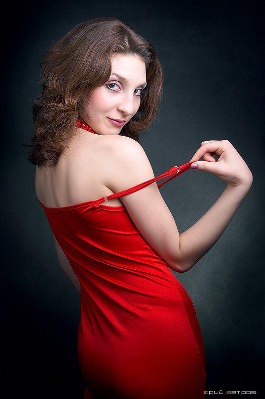 юрий ветров, раиса Lady in Redphoto preview