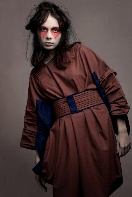 Ghostly Kimono.photo preview