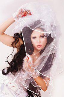 Ой,не смотри... до свадьбы нельзя :)