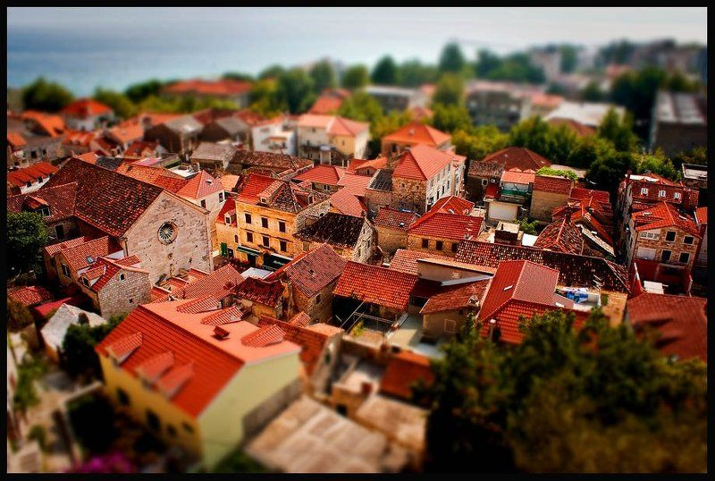 Small city Omisphoto preview