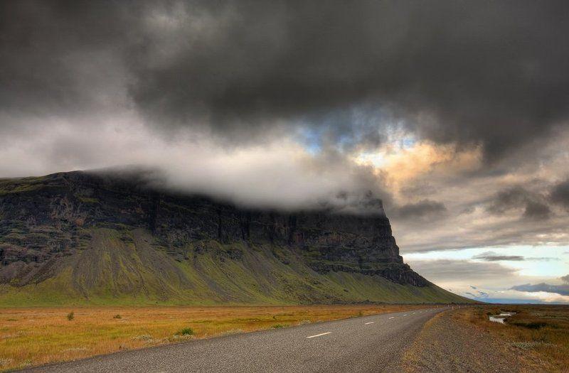 исландия Туча на 5 минут.photo preview