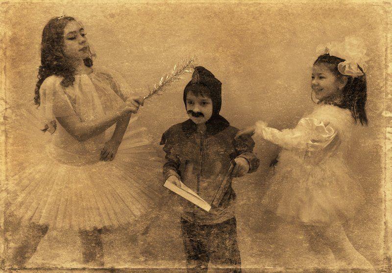 сказка, мечты, феи, волшебство, волшебная палочка История о том, как сбываются желания!photo preview
