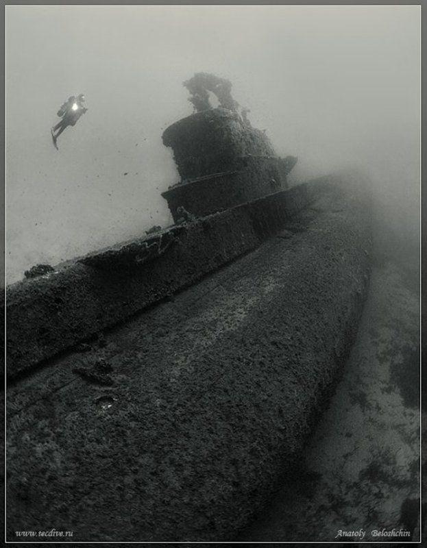 hms, stubborn, submarine, подводная, лодка, мальта, anatoly, beloshchin, side, mount Последняя гавань (подводное фото)photo preview