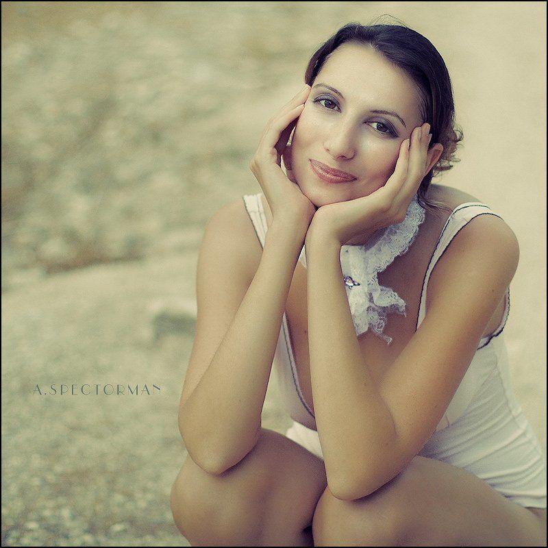 Портрет в пастельных тонах.photo preview