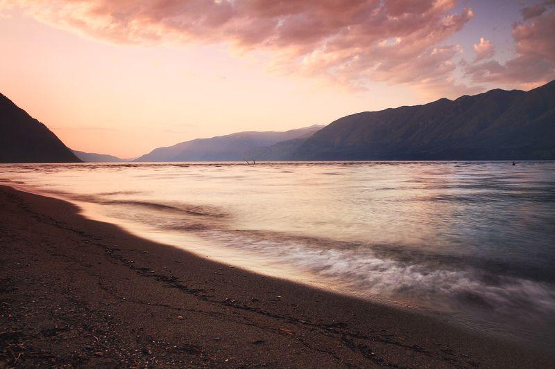 озеро, вода, алтай Золотое озеро Алтаяphoto preview