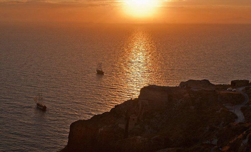 Санторини, Грецияphoto preview
