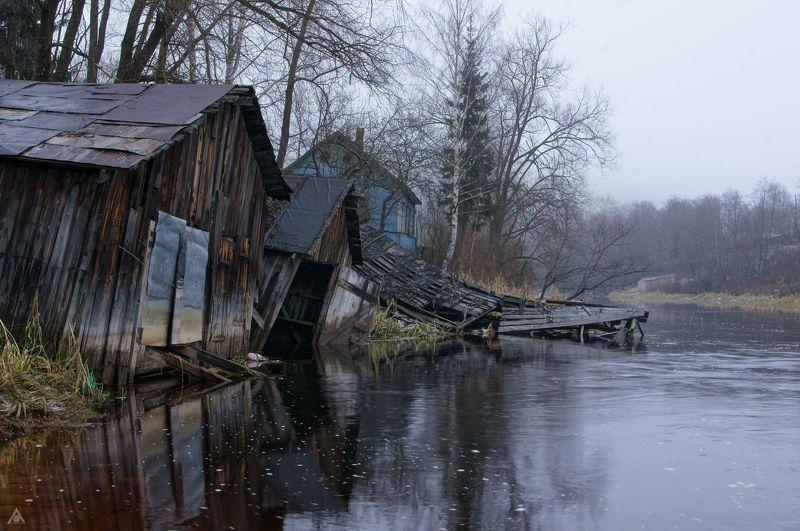 река, Тохма, Хелюля, Сортавала Просроченная осеньphoto preview