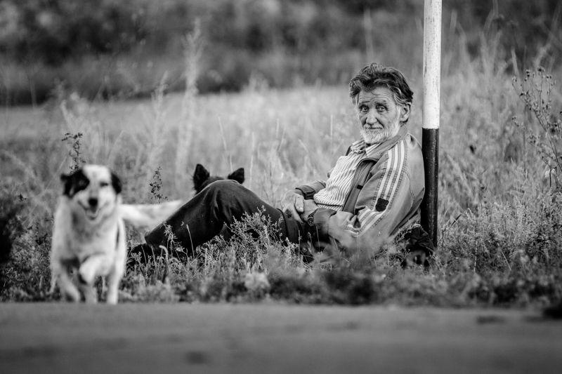 фотограф Максим Дуюнов, жизнь в деревне Дед Николай.photo preview