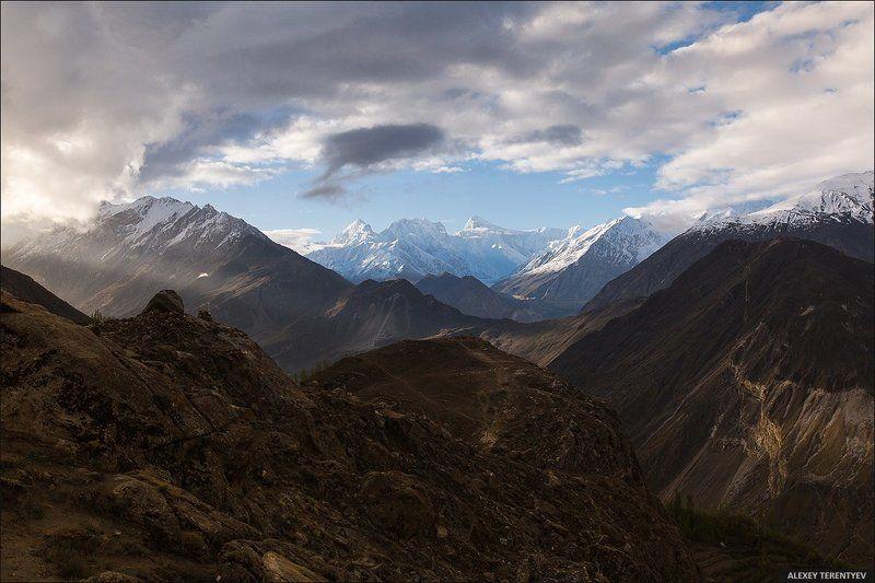 горы, Пакистан Северный Пакистан...photo preview