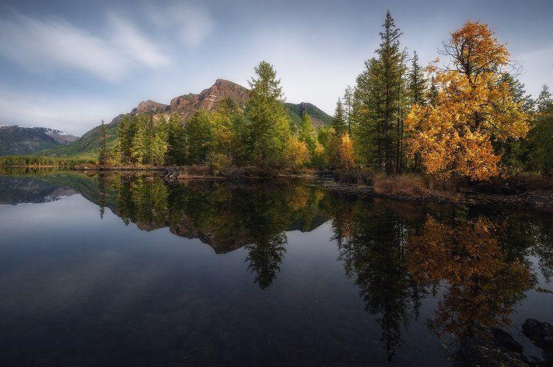 Осенняя тишина…photo preview