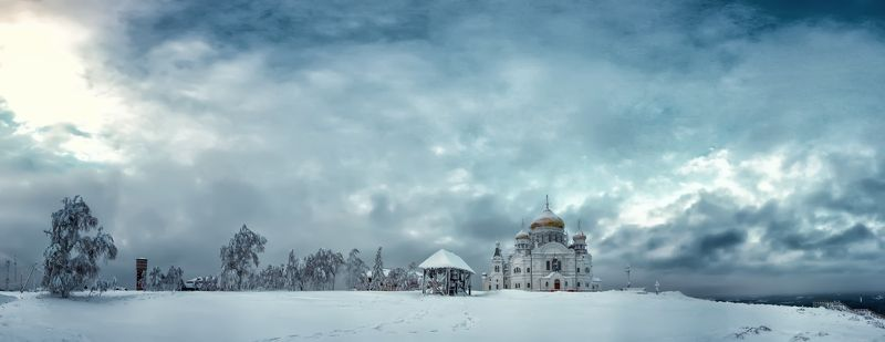 Белогорье, Пермь, Монастырь Белогорский монастырьphoto preview