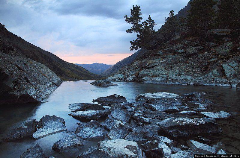 Алтай, горы, природа, куйгук Долина реки Куйгукphoto preview