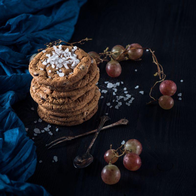 foodphoto Cookies & saltphoto preview